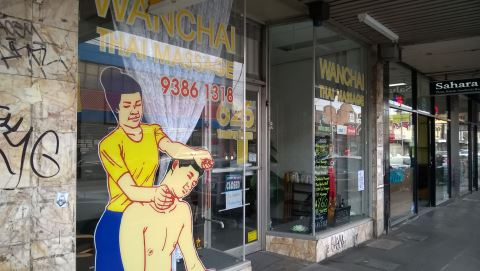 Wanchai Thai Massage