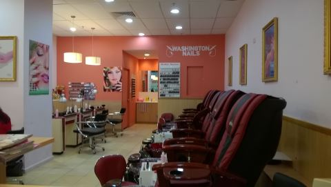 Washington Nails Design