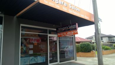 Wingara Salon