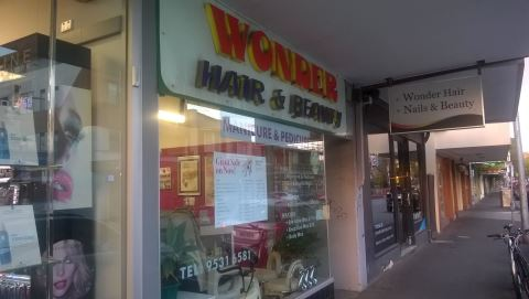 Wonder Hair Nails and Beauty
