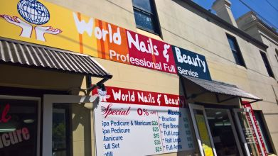 World Nails and Beauty Randwick