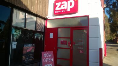 Zap Fitness Blackburn
