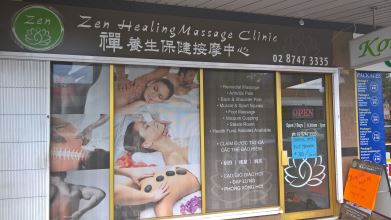 Zen Healing Massage Clinic
