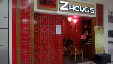 Zhong's Massage The Glen